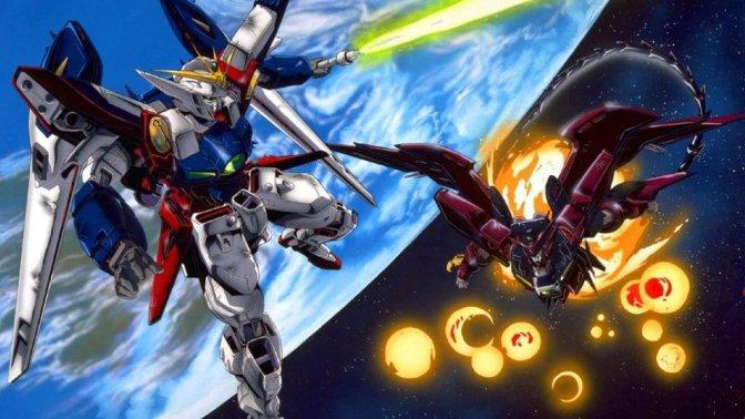 It's a Gundam!!